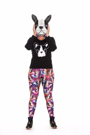 Bosticorn Leggings Front